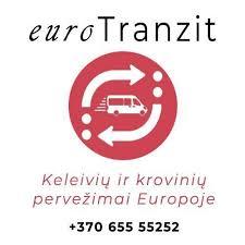 Keleivių ir krovinių pervežimas Europoje